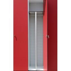 Phenolic Interior partition wall for 1 door locker